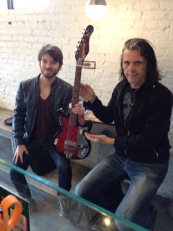 The $100 Guitar, Alex Skolnick and Mike Lerner