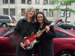 The $100 Guitar, Caroline Feldmeier and Nick Didkovsky