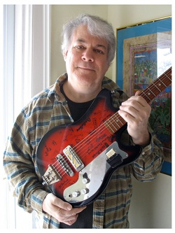 The $100 Guitar, David Starobin