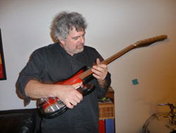 The $100 Guitar, Larry Polansky by Nick Didkovsky