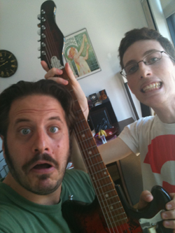 The $100 Guitar, Jesse Krakow and Jesse Kranzler